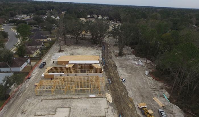 Fletcher Oaks Progress